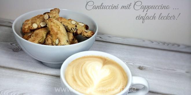 Cantuccini – die leckersten italienischen Kekse für die Kaffeetafel