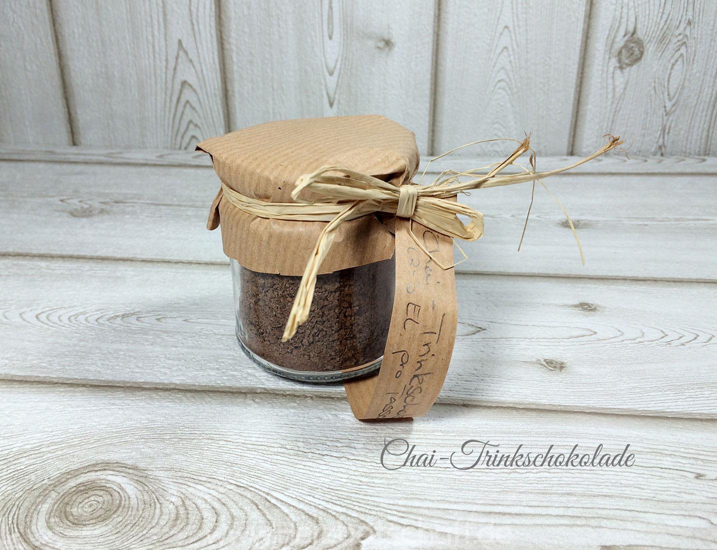 Rezept: Chai-Trinkschokolade - ♥ Herzbotschaft.de