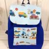 Kindergartenrucksack mit passendem Turnbeutel nähen
