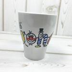 Tassen mit Porzellanmalstiften individuell gestalten