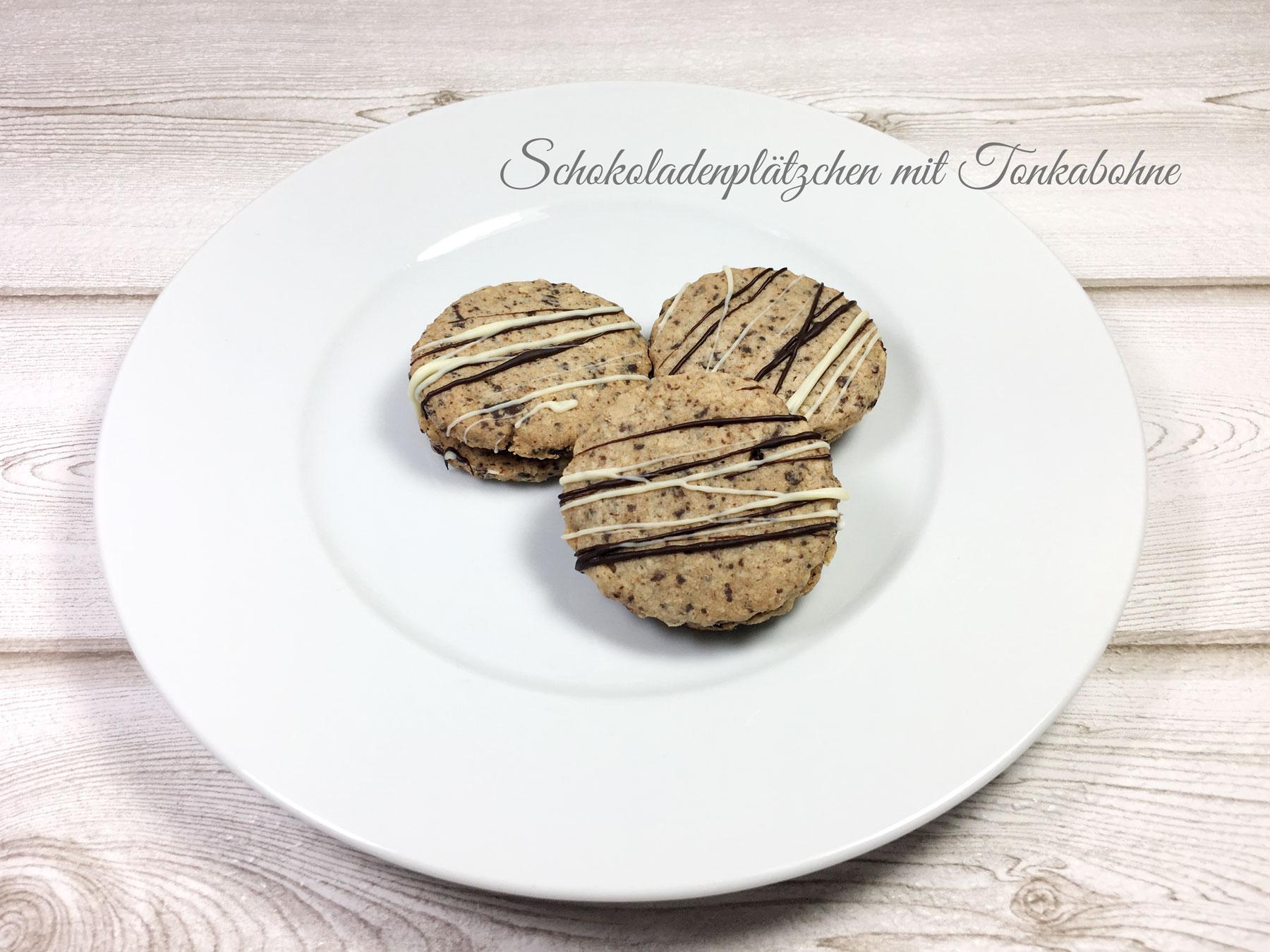 Weihnachtsplätzchen Schokoladenplätzchen.Schokoladenplätzchen Mit Tonkabohne Herzbotschaft De