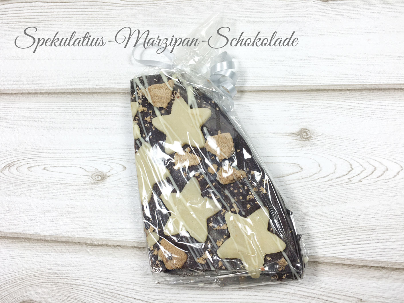 Weihnachtsschokolade Selber Machen Herzbotschaft De