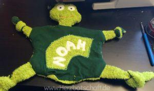 schnuffeltuch-frosch