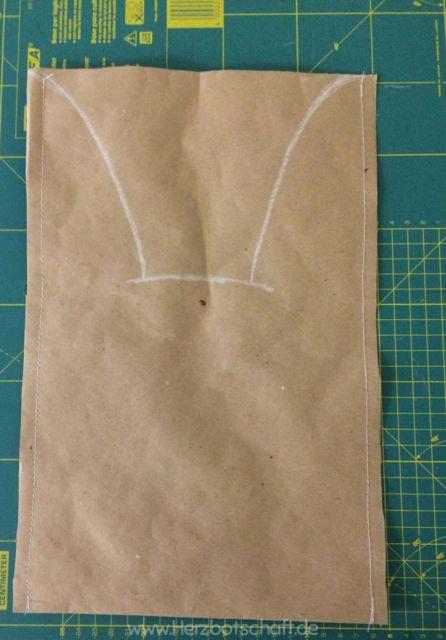 Häschentüte als Alternative zum klassischen Osternest