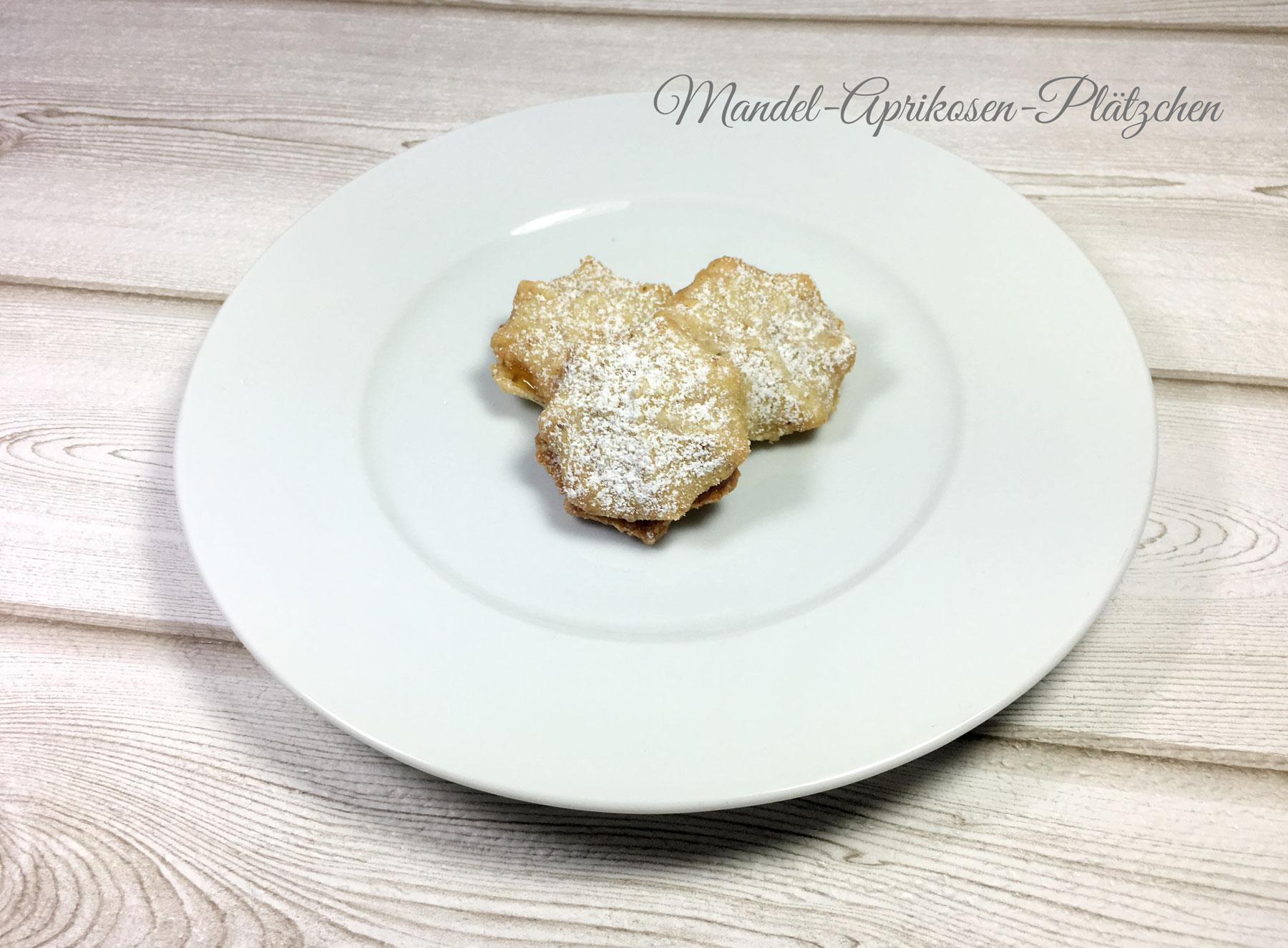 Mandel-Aprikosen-Plätzchen