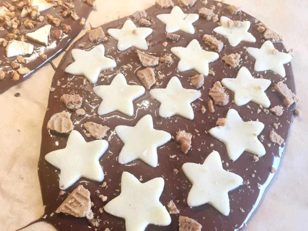 Weihnachtsschokolade selber machen