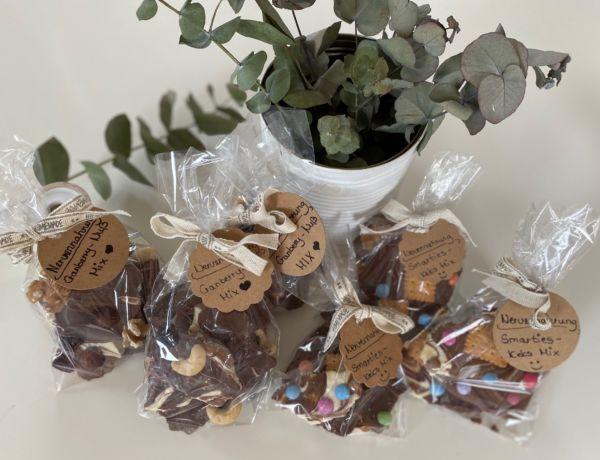 Süße Geschenkidee: Bruchschokolade selbst machen
